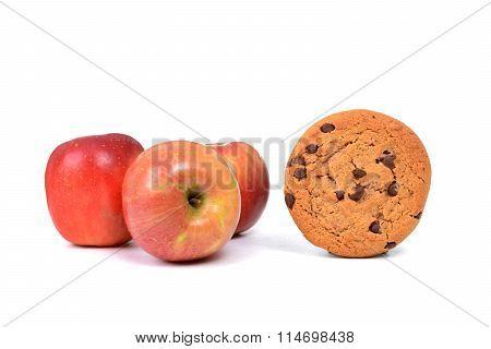 Apples Or Cookie