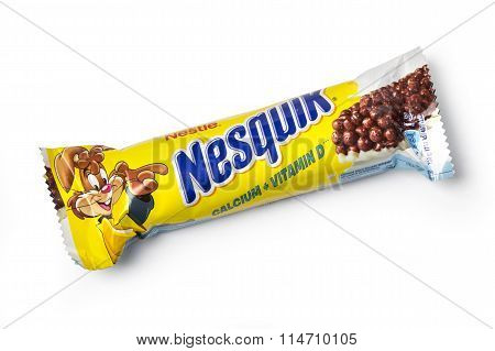 Nestle Nesquik Cereal Bar