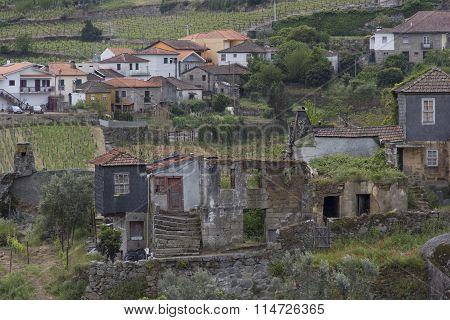 village, hamlet, country, thorp, borough, town, suburb, old village, mesão frio
