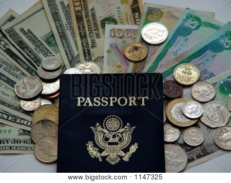 Currency And Passport
