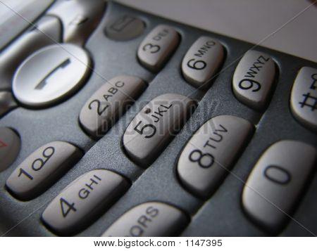 Phone Keypad Num 5