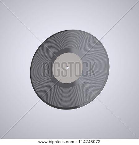 Vinyl record - LP