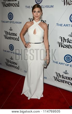 vLOS ANGELES - JAN 9:  Jamie-Lynn Sigler at the The Art of Elysium Ninth Annual Heaven Gala at the 3LABS on January 9, 2016 in Culver City, CA