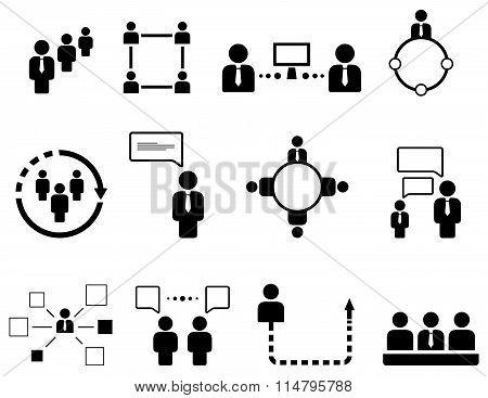 human resource set