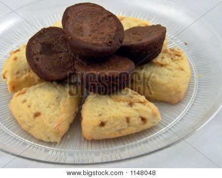 Scones And Brownies