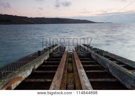 Lifeboat Slipway