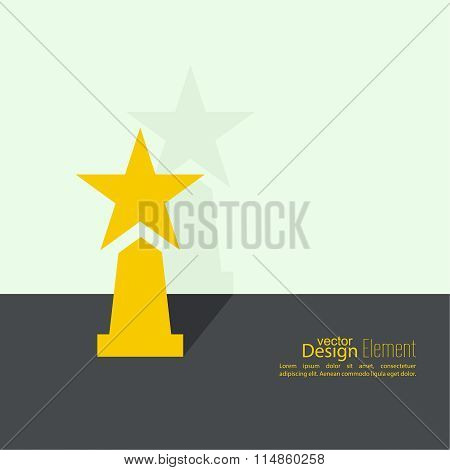 The award, star winner