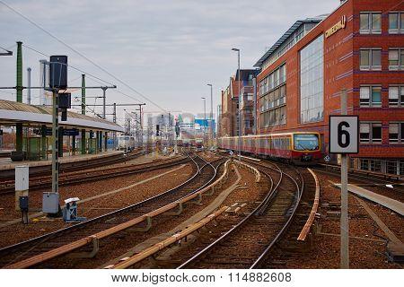 Railway and Trains