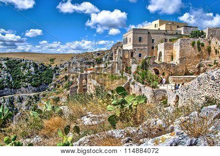 Puglia Church Hermitage Pulsano - Monte Sant Angelo - Foggia - Gargano