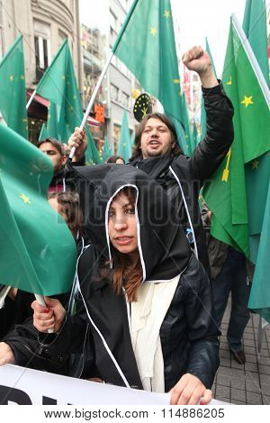 Circassian activist group