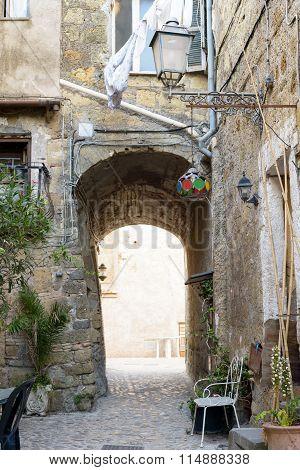 Arc In Old Village