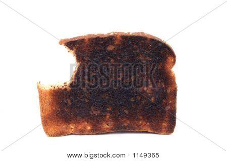 Burnt Toast With Bite