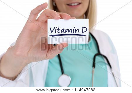 Vitamin D Vitamins Healthy Eating Lifestyle Doctor Nurse Health