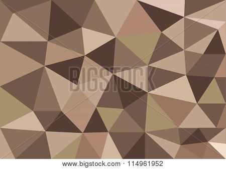 Low poly style vector, color poly design, low poly style illustration, Abstract low poly background