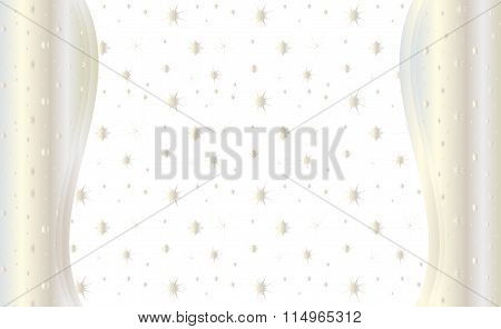 wedding day background vector