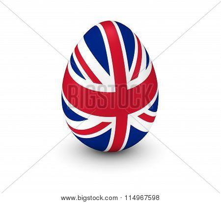 Uk Egg 3D