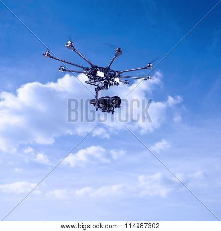 The professional drone