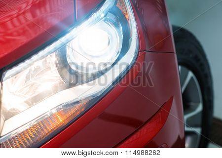 Vehicle Xenon Headlight