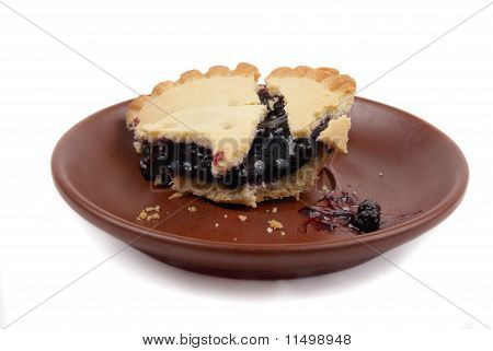 Piece Of Cake With The Baccate Filling