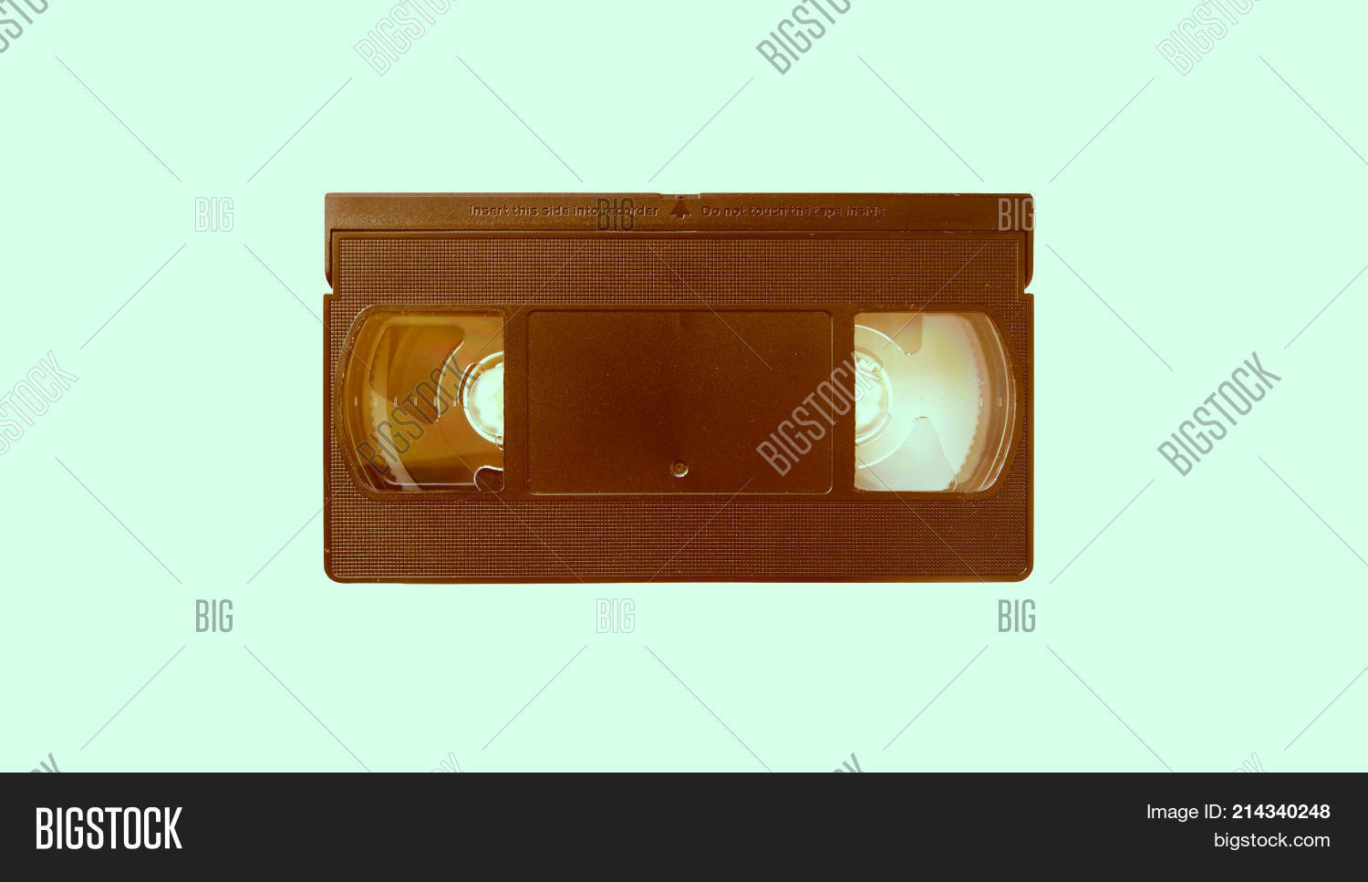 Old Video Cassette Image & Photo (Free Trial)   Bigstock