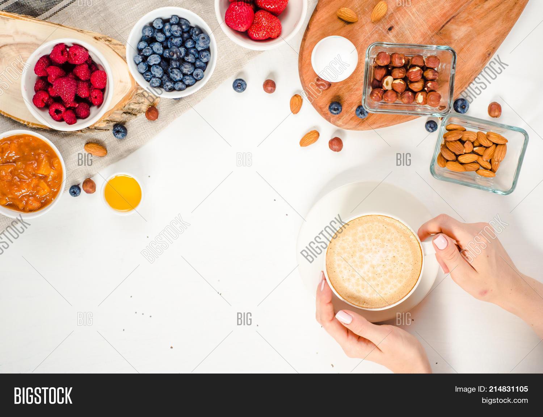 Good Morning Healthy Image Photo Free Trial Bigstock