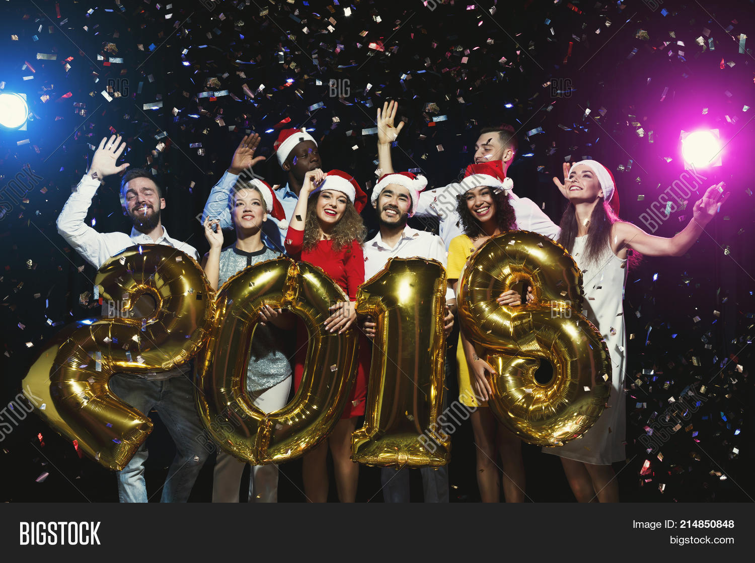 Office Christmas Party Image & Photo (Free Trial) | Bigstock
