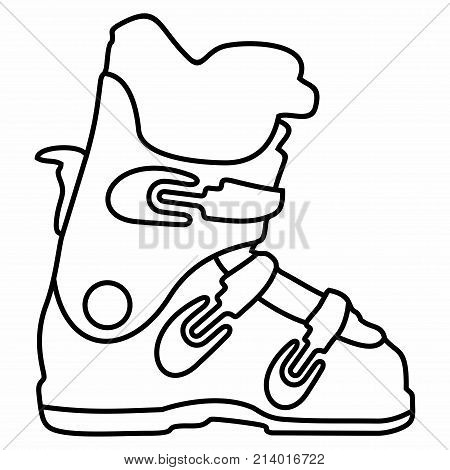Ski Boots are footwear used in skiing to provide a way to attach the skier to skis using ski bindings. The ski/boot/binding combination is used to effectively transmit control inputs from the skier's legs to the snow.