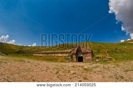 Selim (Orbelian) Caravanserai of Armenia