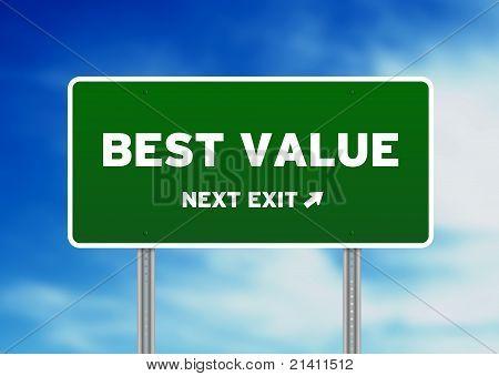 Best Value Highway Sign