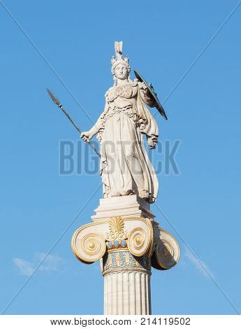 Old Greek Statue