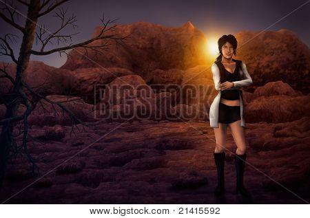 Wüstenfuchs