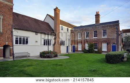 Roysse Schoolroom & Head Masters House