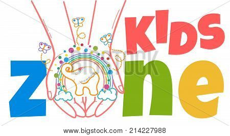 Concept Of Child Development Kids Zone