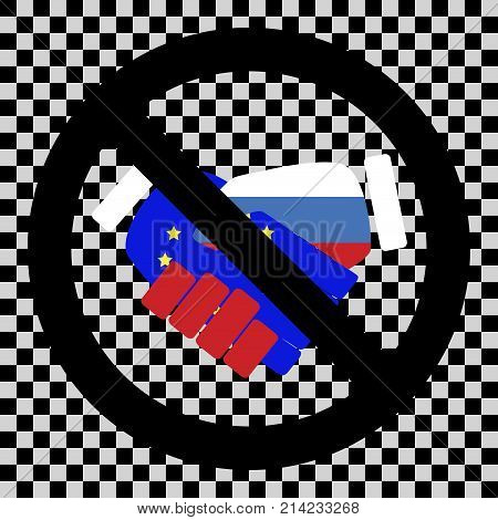 Ban cooperation between Russia and Euro Union