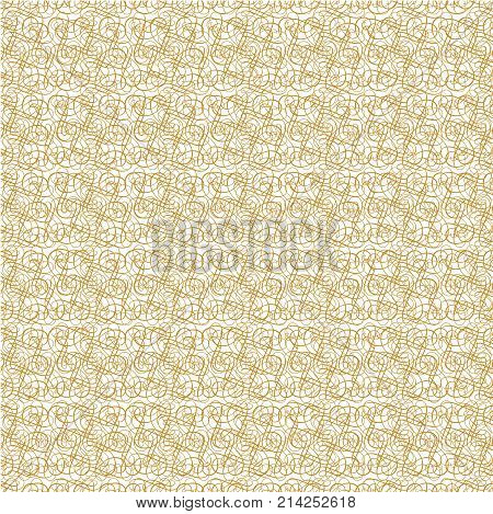 Vector decorative gold luxury background, vector illustration
