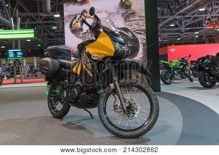 Kawasaki Klr6 50 On Display