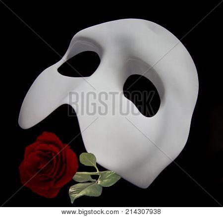 Das Phantom der Oper Hamburg rose Mysterien