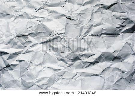 Big Crumpled Paper