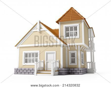 Victorian Family House