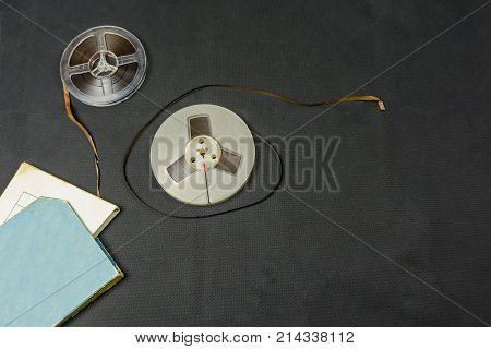 Magnetic Tape For Tape Reel.