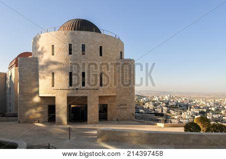 Mount Scopus - Hebrew University