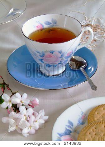 Refreshing Cup Of Tea /C
