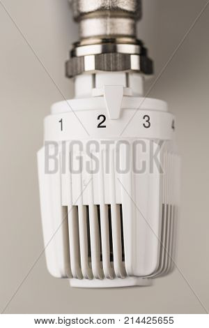 thermostat of a heater