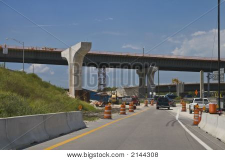 Overpass Construction
