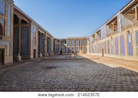 Khan's Harem, Khiva