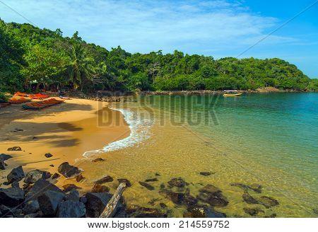 Jungle Beach Unawatuna, Sri Lanka