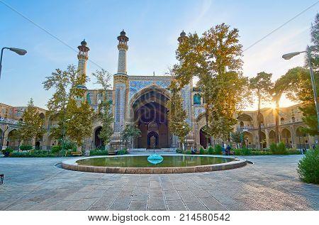 Beauty Of Tehran