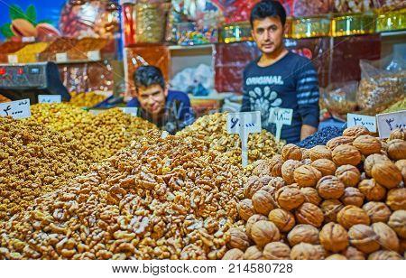 The Tasty Nuts In Tehran