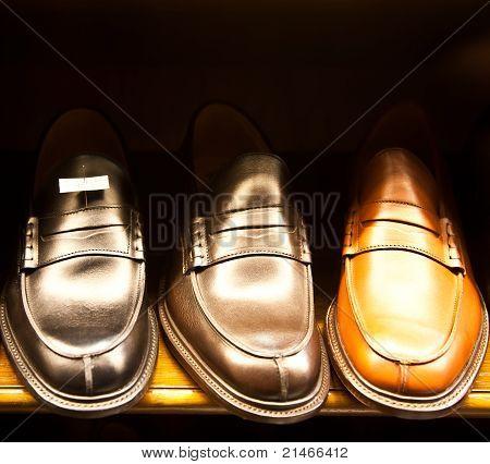 Italienische Luxus-Schuhe