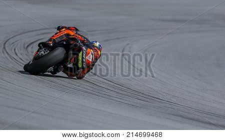Pol Espargaro Of Spain And Red Bull Ktm Factory Racing